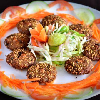 krishna veg special harabhara kabab