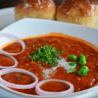 Pav Bhaji Krishna Veg Restaurant