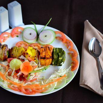 Tandoori Zalak of Krishna Veg Restaurant Margao Goa