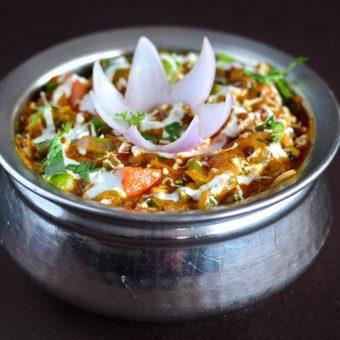Veg Handi Krishna Veg Restaurant