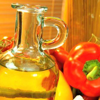 fresh ingredients at krishna veg restaurant